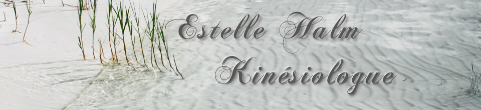 Estelle - Kinésiologue